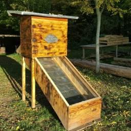 Der Solar-Trocken-Schrank